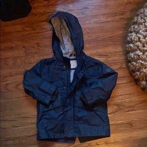 Zara Toddler Boys raincoat 2-3